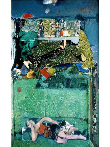 Paesaggio veneto 113x181 - Lino Dinetto