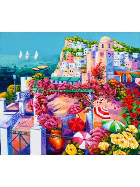 Quando a Capri la luce è poesia - Athos Faccincani