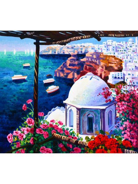 Dove la luce emana poesia - Athos Faccincani