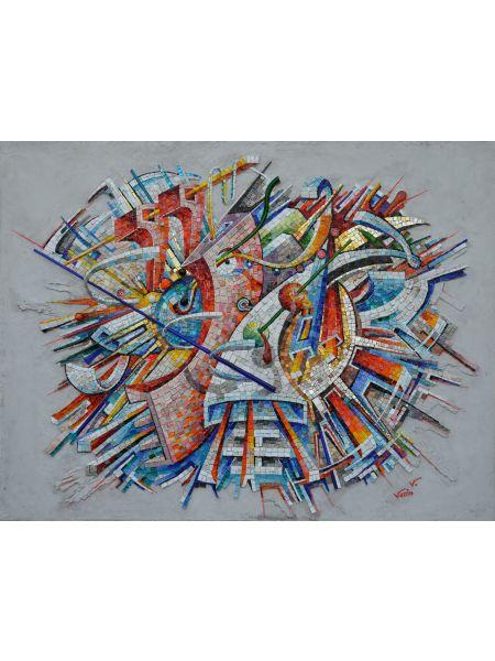 Composizione 3 - Vincenzo Vanin