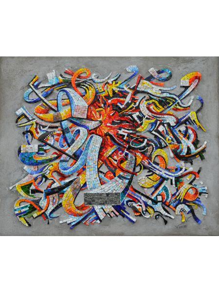Fusione - Vincenzo Vanin