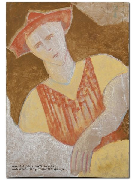 Cavaliere della Scorta - Vico Calabrò