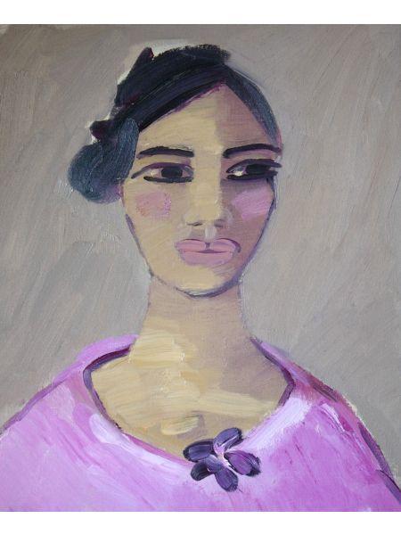 Giovane Algerina - Saverio Barbaro