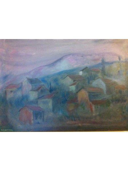 Paesaggio al Tramonto - Bruno Donadel