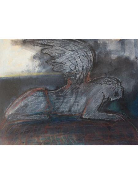 Sfinge 50x60 - Carmelo Zotti