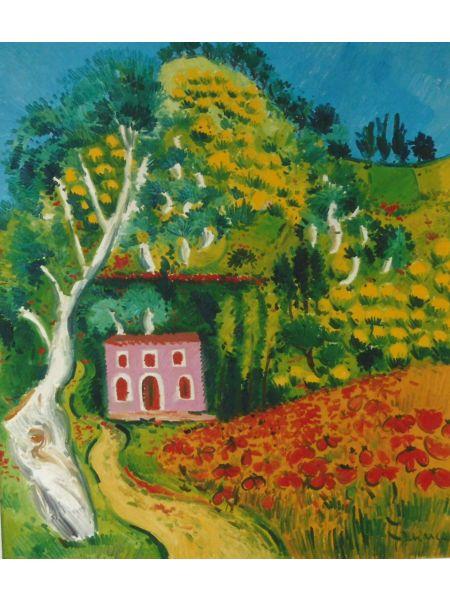 Casa Rosa e Ginestre - Athos Faccincani