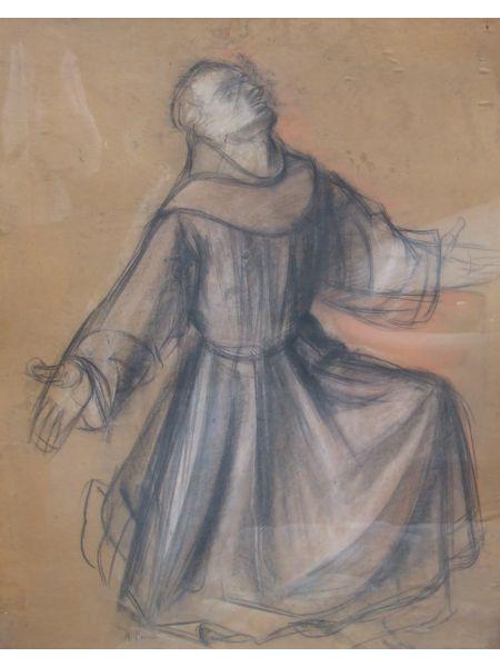 San Francesco - Achille Funi
