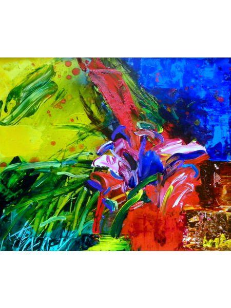 Fiore del Myanmar - Gianni Borta