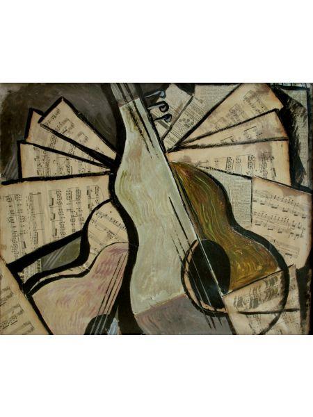 Scomposizione di chitarra - Giulio D'Anna