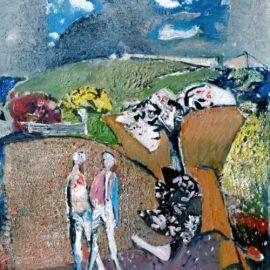 Paesaggio veneto - Lino Dinetto
