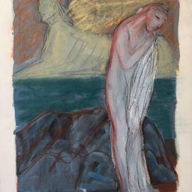 Figura e sfinge - Carmelo Zotti