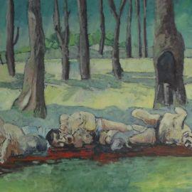 Fucilazione all'alba - Athos Faccincani