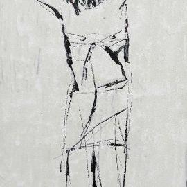 Cristo - Giorgio Celiberti