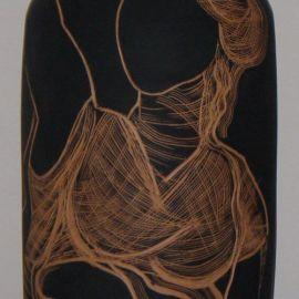 Terracotta Incisa e Smaltata n.3 - Oyrta