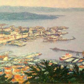 Trieste Verso il Tramonto - Claudio Bonanni
