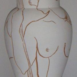 Terracotta Smaltata ed Incisa 2 - Oyrta