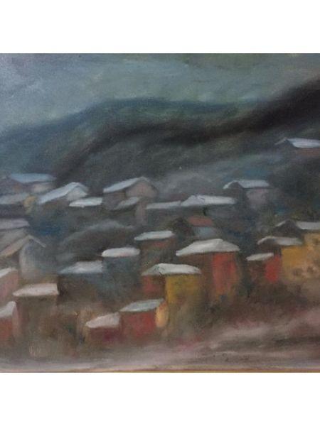 Paesaggio Invernale - Bruno Donadel