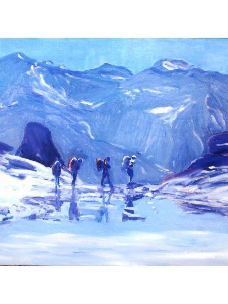 Alpinisti - Mario Solazzo