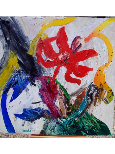 Il papavero rosso - Gianni Borta