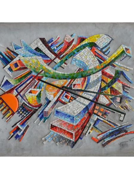 Composizione 2 - Vincenzo Vanin