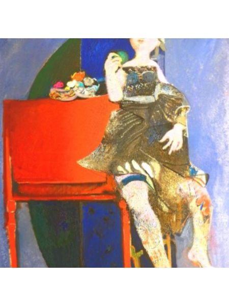 Pianoforte Rosso - Lino Dinetto