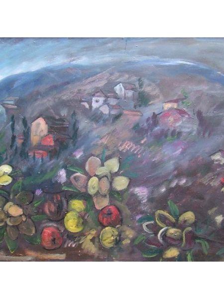 Paesaggio al Risveglio - Bruno Donadel
