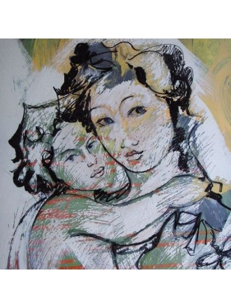 Maternità 50x40 - Oyrta