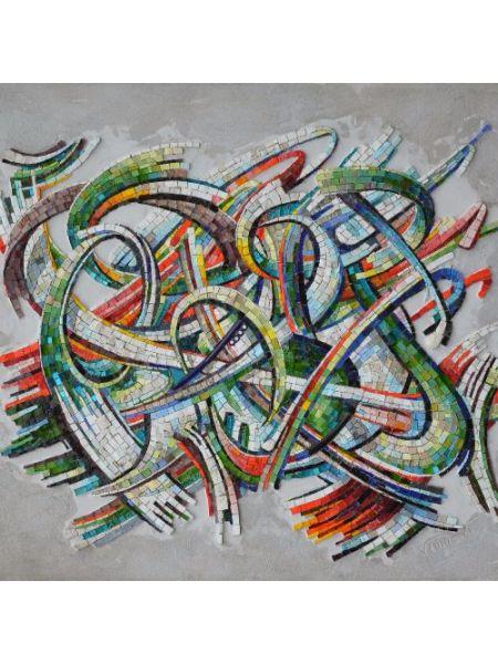 Musicale 82x103 - Vincenzo Vanin