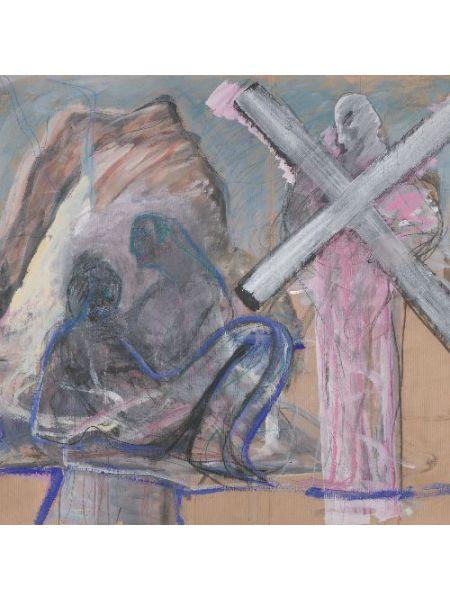Cristo in Bosnia 2 - Carmelo Zotti