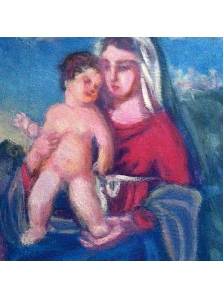 Omaggio alla Madonna del Cima - Ottorino Stefani