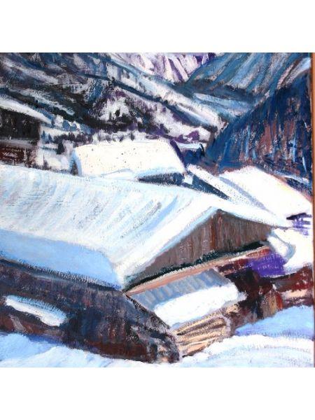 Stavoli sotto la neve - Mario Solazzo