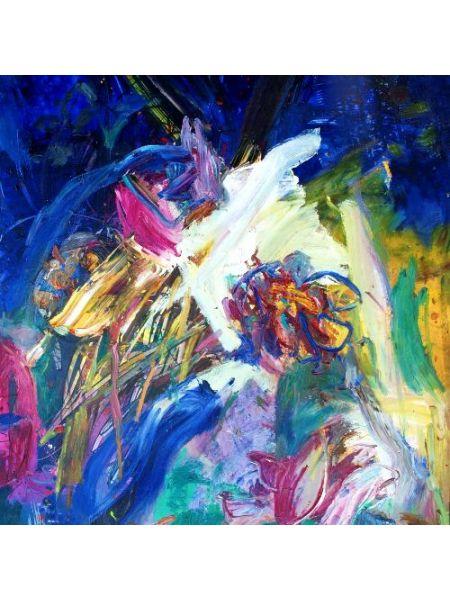 Fiore che rinasce dagli orrori della guerra - Gianni Borta