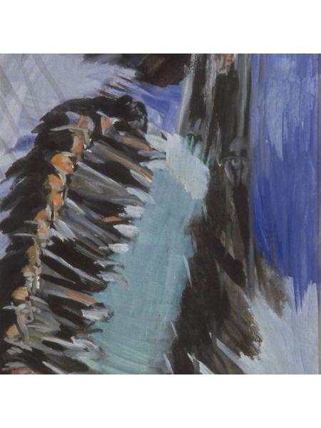 Uomini muro - Remo Brindisi