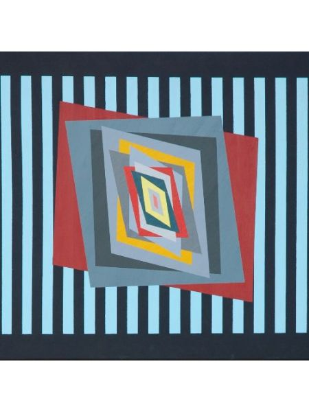 CROMATISM IN OPTICAL ART 16-80-N.4 - Ferruccio Gard