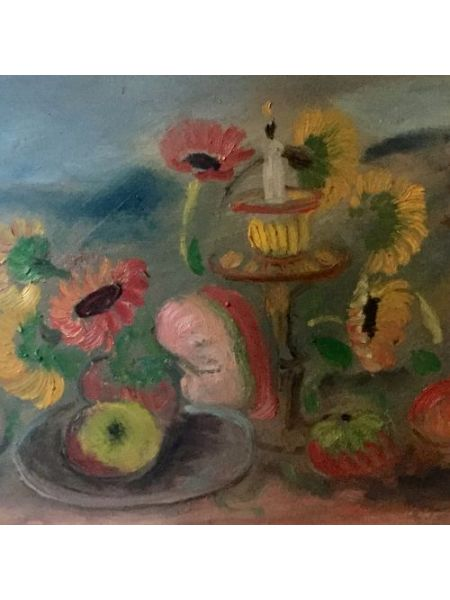 Natura Morta con Zucche - Bruno Donadel