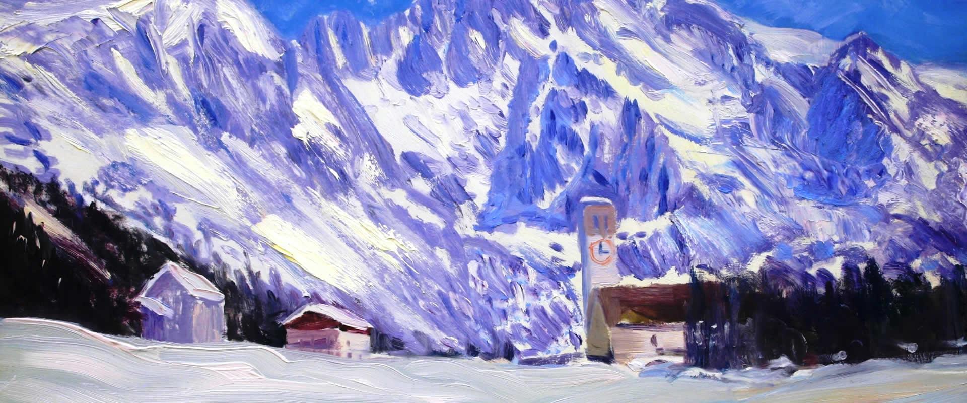 Dipinti con Soggetto Paesaggio - Solazzo