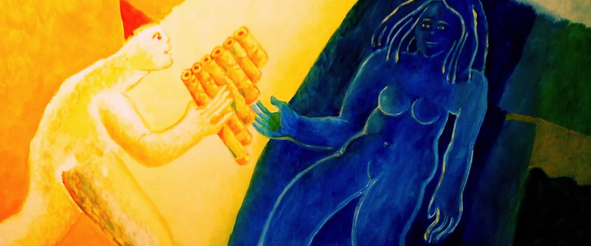 Dipinti in Stile Arte Figurativa - Calabrò
